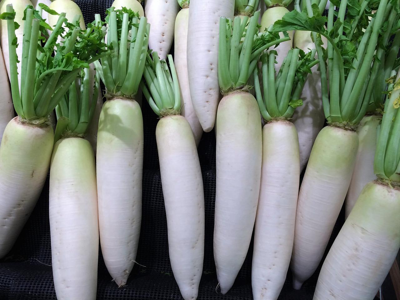 免疫力アップの冬野菜は大根!子供も食べやすいレシピです