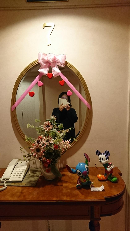 ディズニー旅行で東京ベイ舞浜ホテルクラブリゾートに宿泊したよ(2017年2月)
