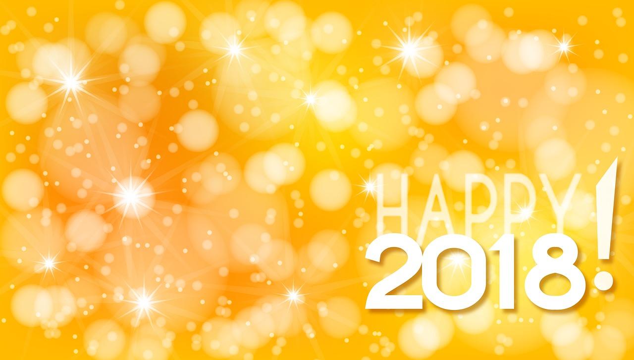 満月の願い事しました!あけましておめでとうございます2018年