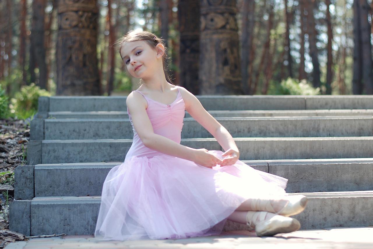 子供がバレエを習い始める時のレオタードの選び方