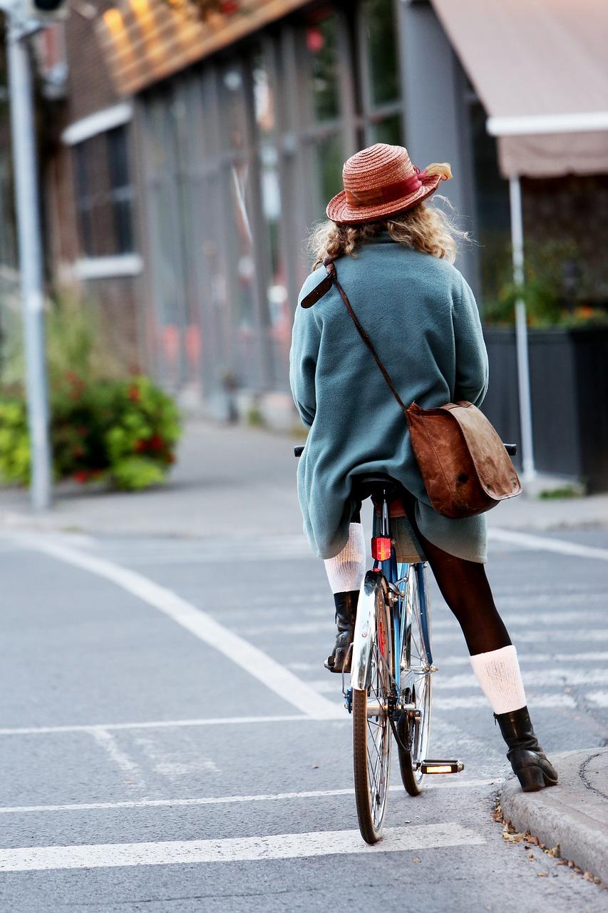 自転車で8キロって何分かかるの?実際に走ってみたよ!