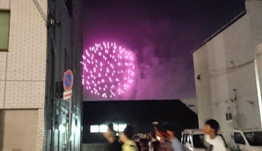 千葉県銚子市の花火大会に行こう!銚子みなとまつり2018